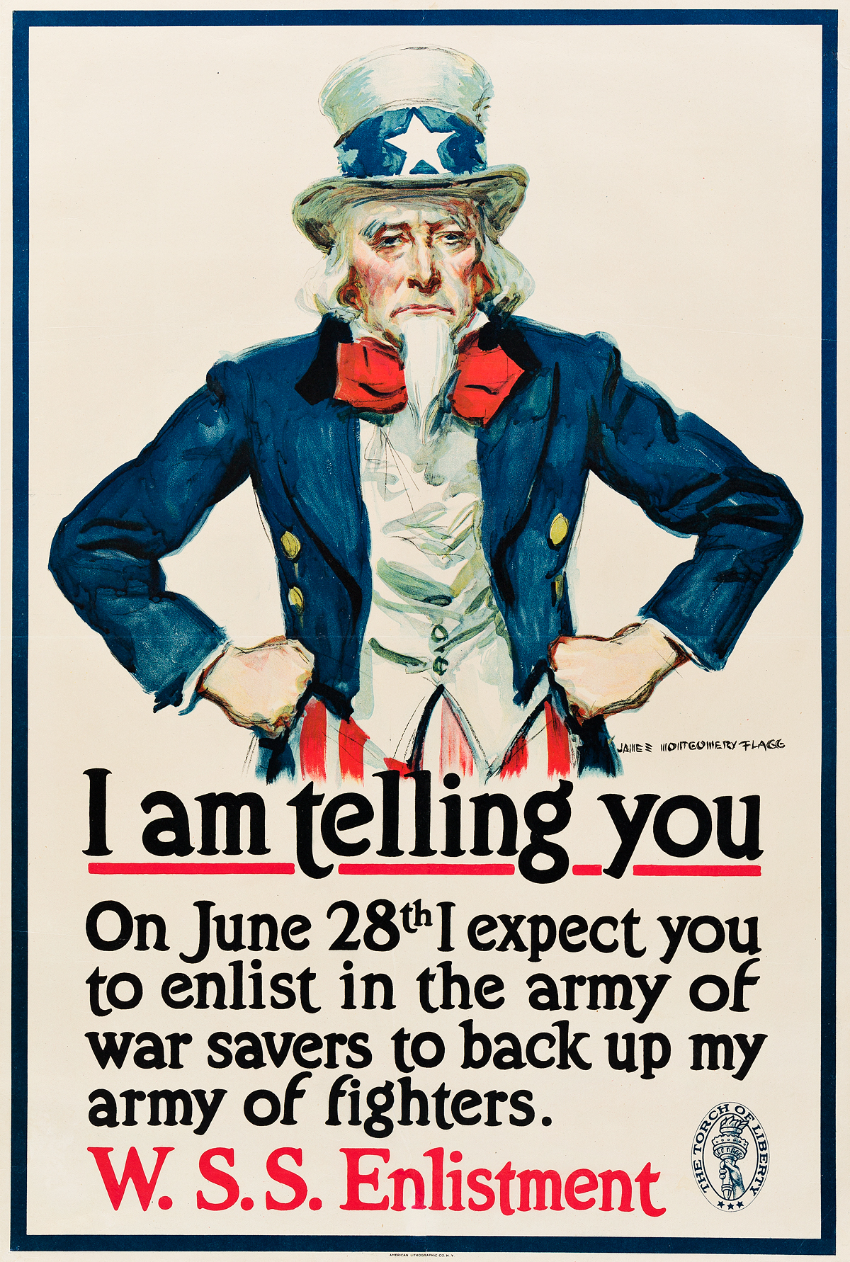 HOWARD-CHANDLER-CHRISTY-(1873-1952)--JAMES-MONTGOMERY-FLAGG-(1870-1960)-[WORLD-WAR-I]-Group-of-5-posters-1917-1918-Sizes-vary
