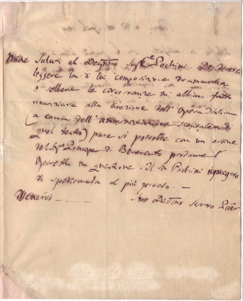 PAER-FERDINANDO-Autograph-Letter-Signed-Paer-to-writer-Count