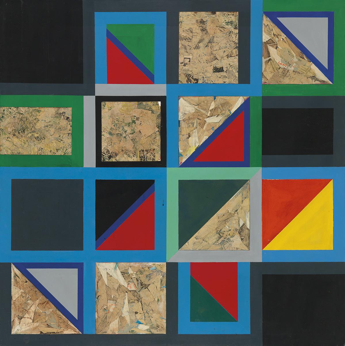 RALPH ARNOLD (1928 - 2006) Drexel Square.