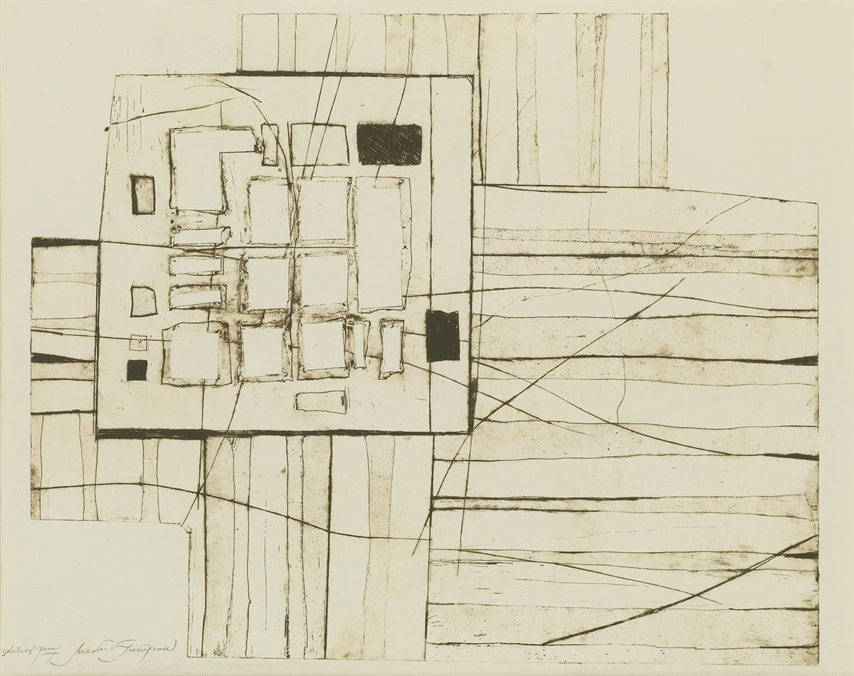MILDRED-THOMPSON-(1935---2003)-Untitled