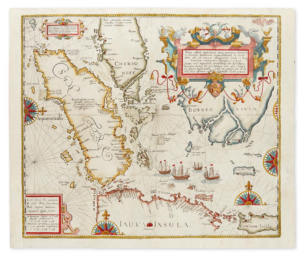 DE-BRY-THEODORE-Nova-tabula-Insularum-Javae-Sumatrae-Borneon
