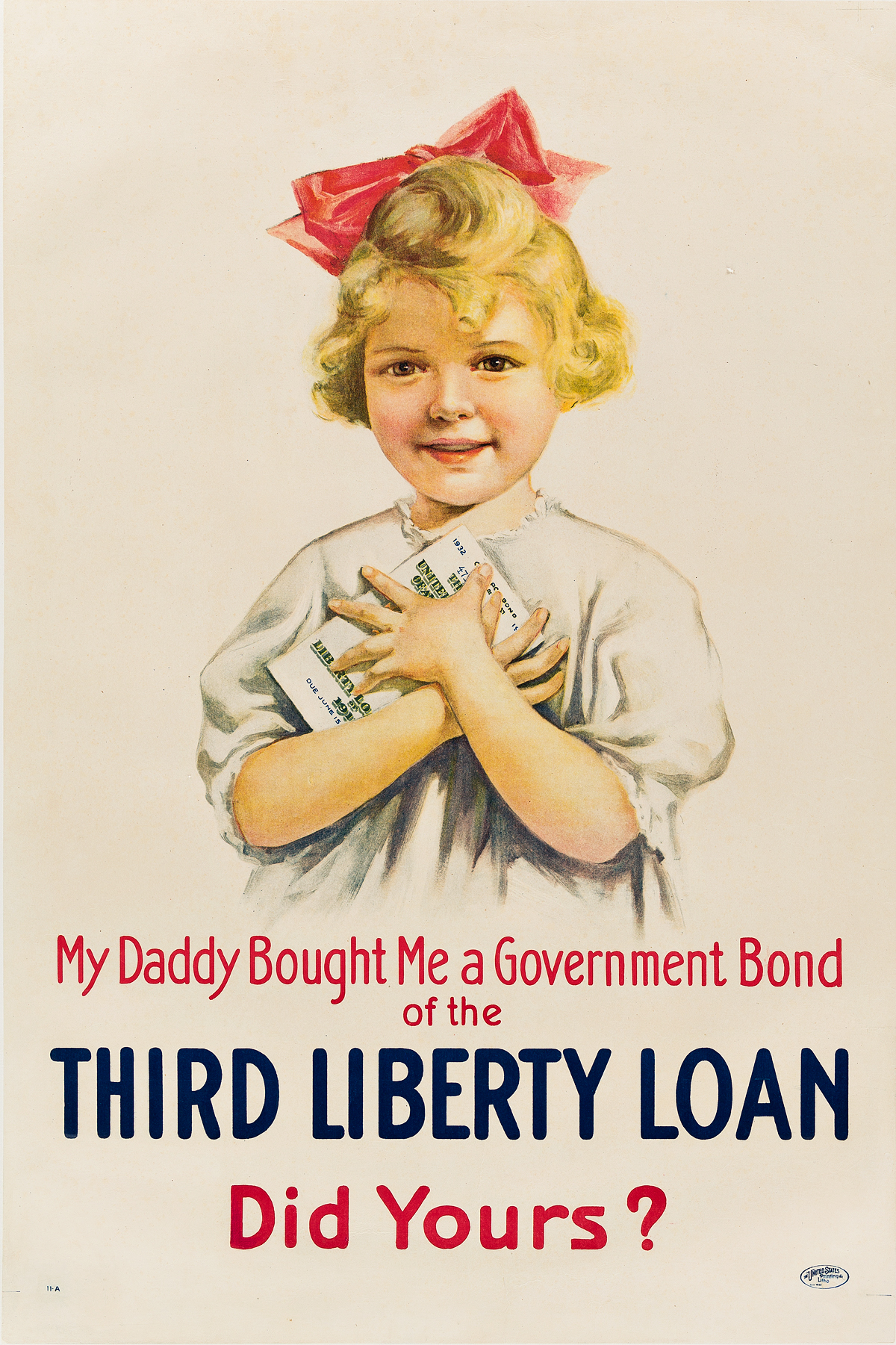 VARIOUS-ARTISTS-[WORLD-WAR-I--BONDS--LOANS]-Group-of-12-posters-Circa-1917-Sizes-vary