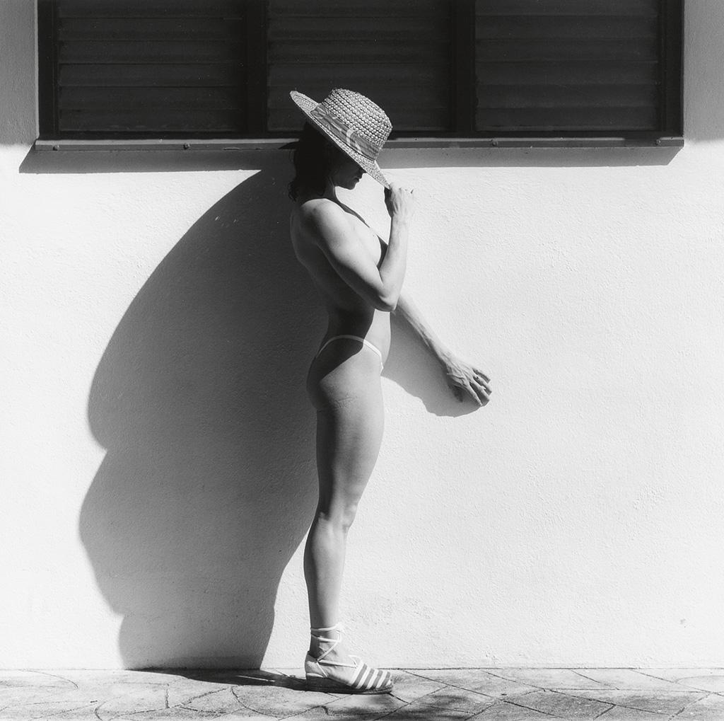 MAPPLETHORPE, ROBERT (1946-1989) Lisa Lyon.