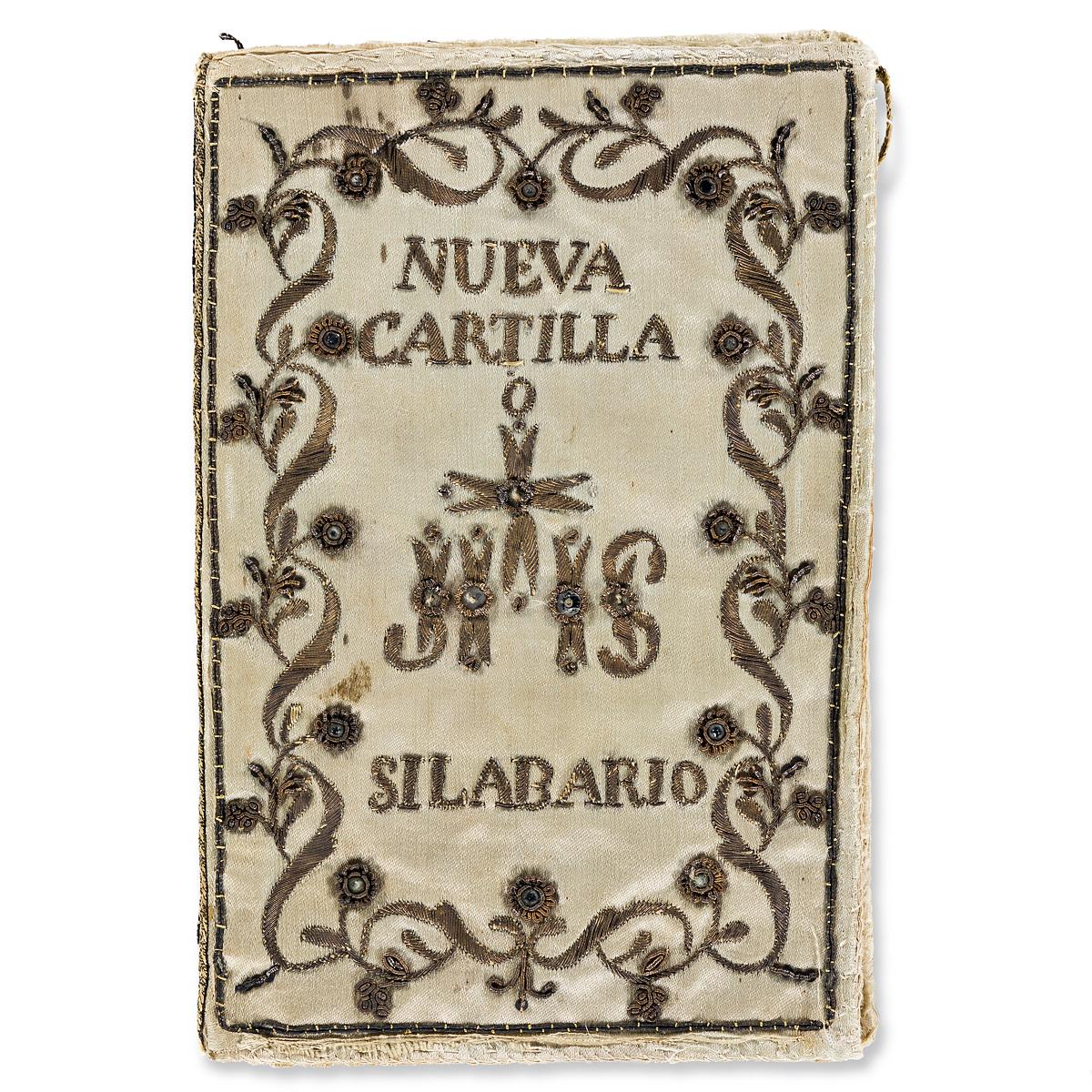 (MEXICO.) Nueva cartilla ó silabario para uso de las escuelas de primeras letras.