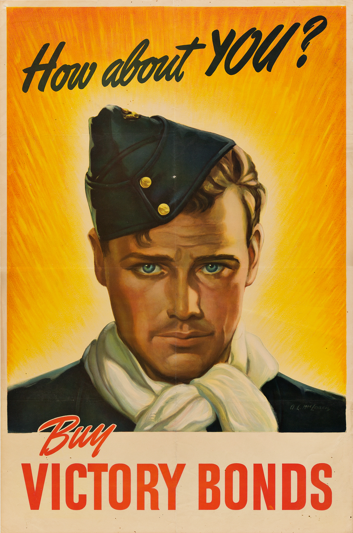 VARIOUS-ARTISTS-[WORLD-WAR-II]-Group-of-10-posters-Circa-1940s-Sizes-vary-each-approximately-40x28-inches-101x71-cm