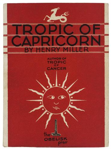 MILLER-HENRY-Tropic-of-Capricorn