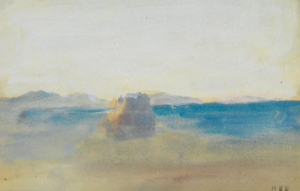 HERCULES BRABAZON BRABAZON Paysage luministe.