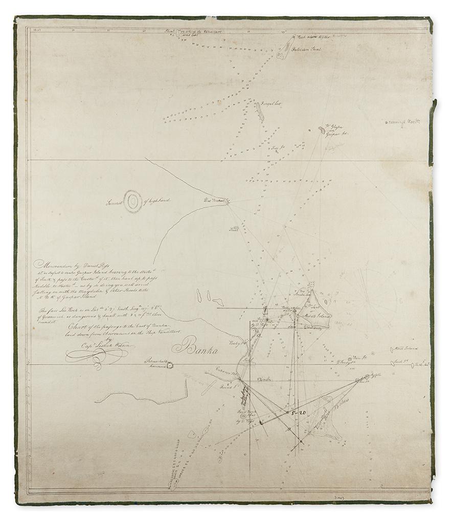 (BANGKA-ISLAND)-[Ross-Daniel]-Chart-of-the-passage-to-the-Ea