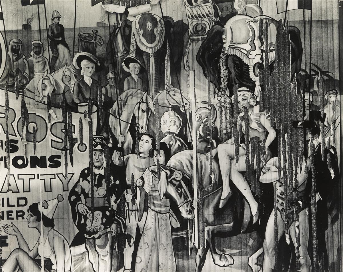 WALKER-EVANS-(1903-1975)-Circus-Poster-Alabama