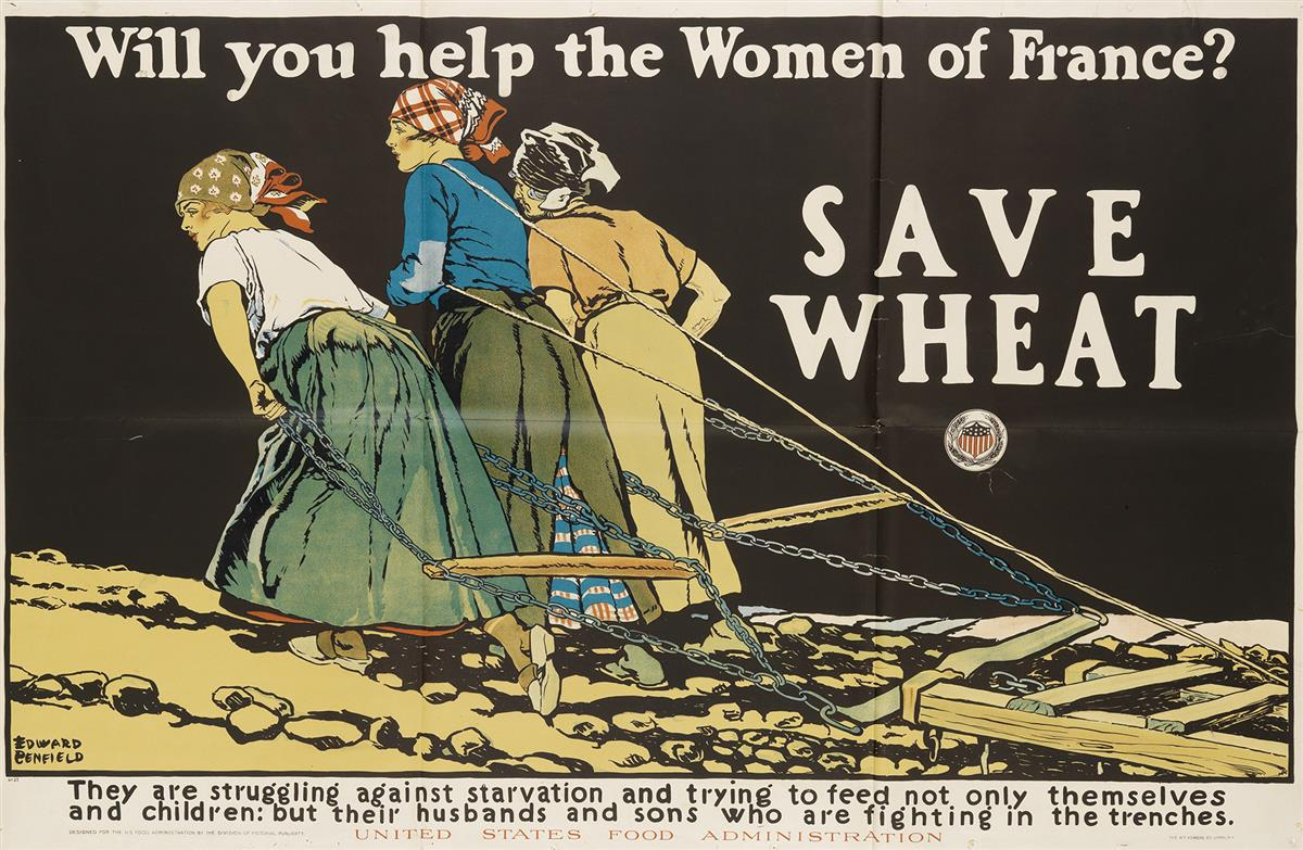 EDWARD-PENFIELD-(1866-1925)-WILL-YOU-HELP-THE-WOMEN-OF-FRANC