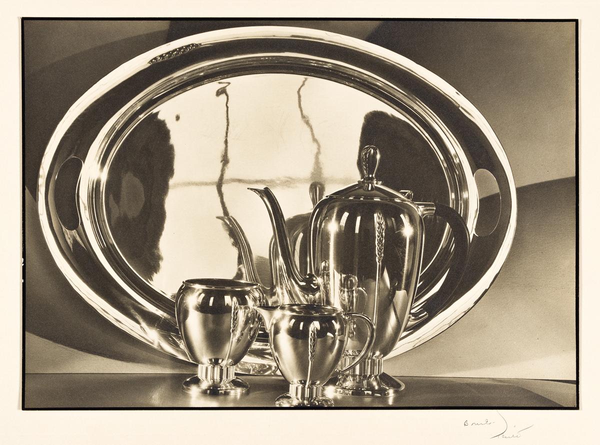 Bourke-White, Margaret (1904-1971) Silver.