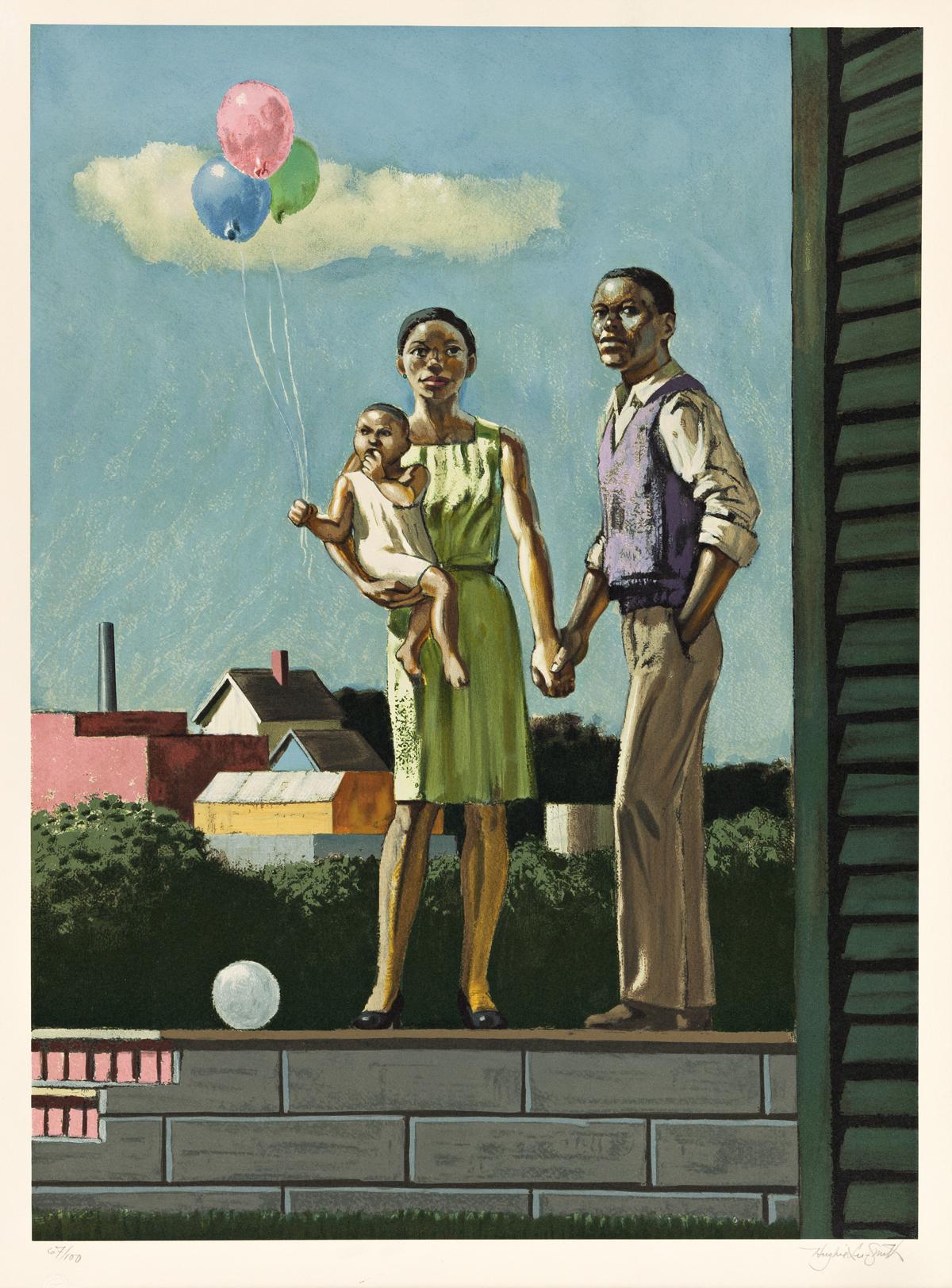 HUGHIE LEE-SMITH (1915 - 1999) Promise.
