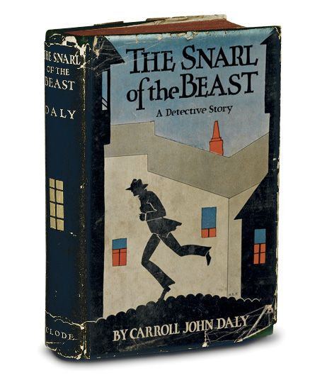 (DETECTIVE-FICTION)-Daly-Carroll-John-The-Snarl-of-the-Beast