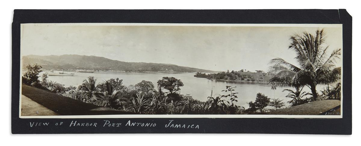 (JAMAICA)-20-panoramic-silver-print-photographs-of-vistas-st