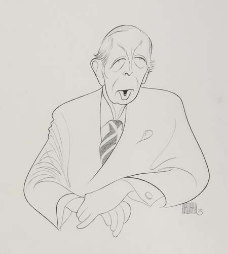 Alistair Cooke, Host of Masterpiece Theater