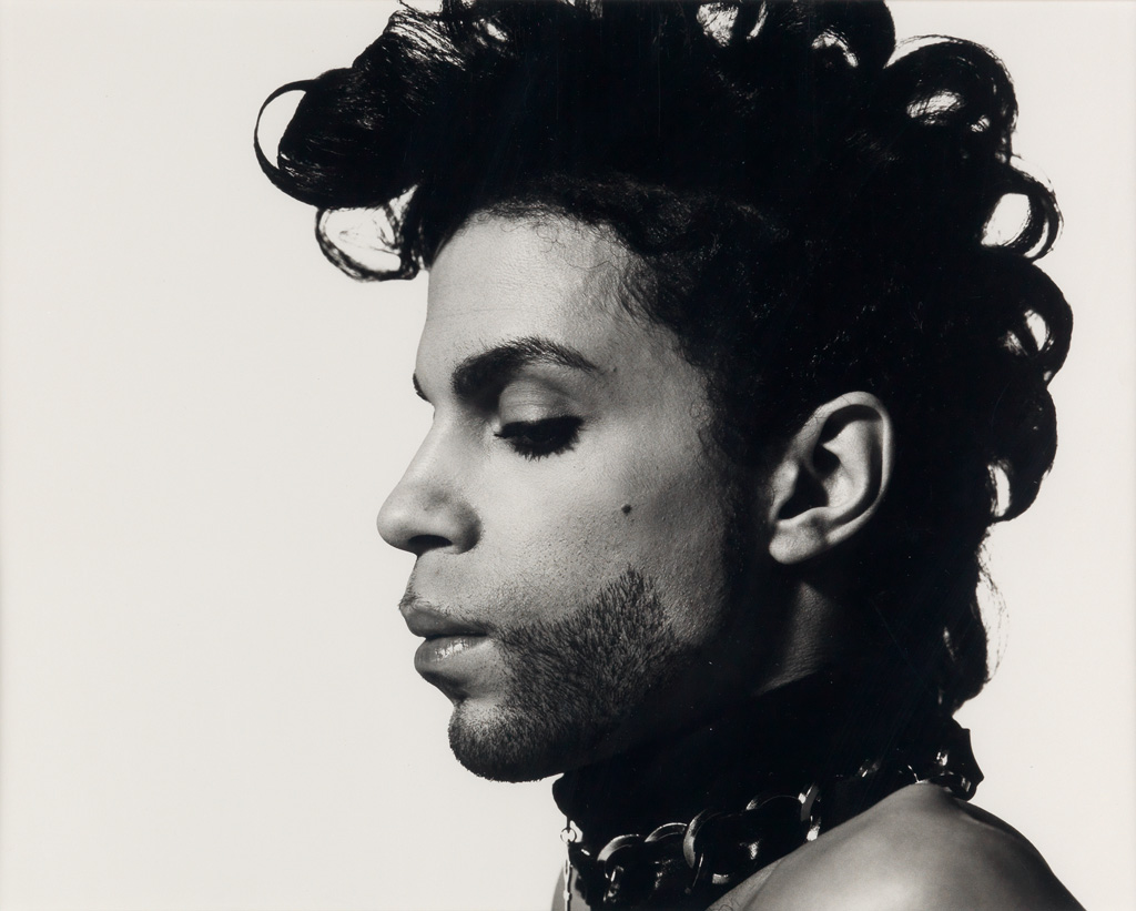 HERB RITTS (1952-2002) Prince, Minneapolis.