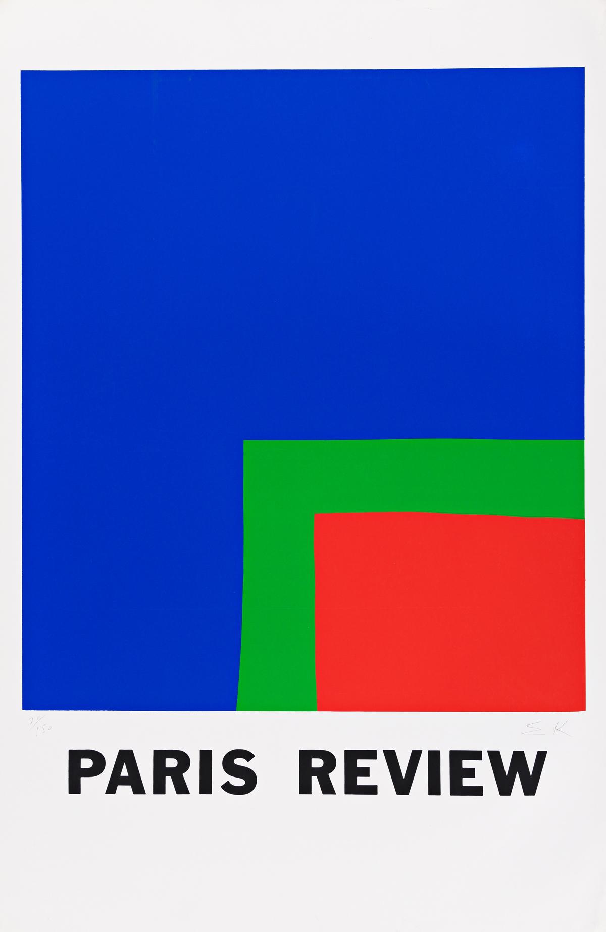 ELLSWORTH KELLY The Paris Review.