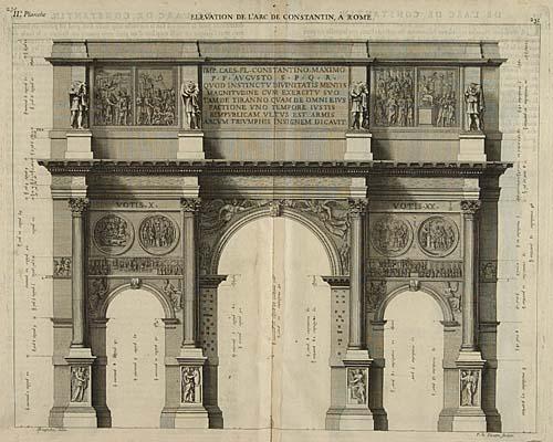 (ARCHITECTURE)-Desgodetz-Antoine-Les-Edifices-Antiques-de-Ro