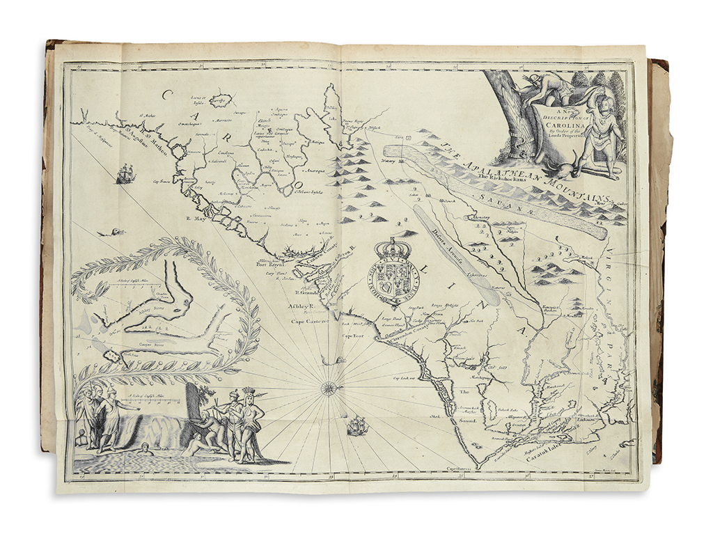 [MONTANUS, ARNOLDUS]; and OGILBY, JOHN. America: Being the Latest, and Most Accurate Description of the New World.