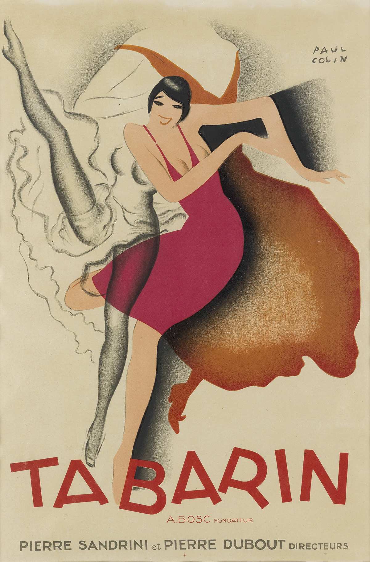 PAUL-COLIN-(1892-1986-TABARIN-1928-23x15-inches-58x38-cm