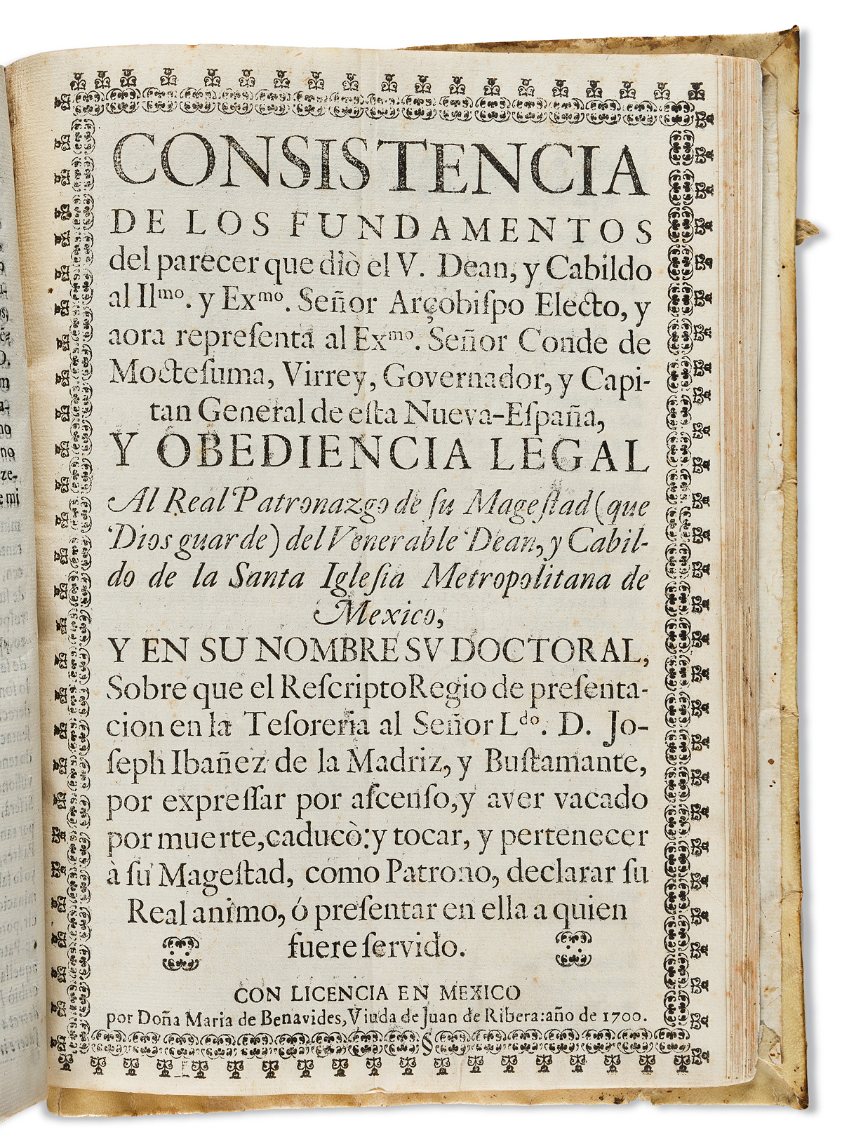 (MEXICAN IMPRINT--1667.) Volume of early Mexican legal treatises.