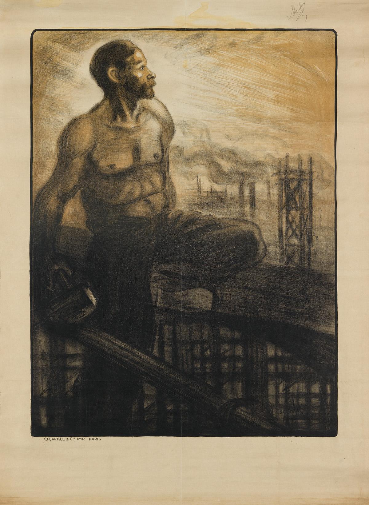 THÉOPHILE-ALEXANDRE-STEINLEN-(1859-1923)-[EXPOSITION-DE-PEIN