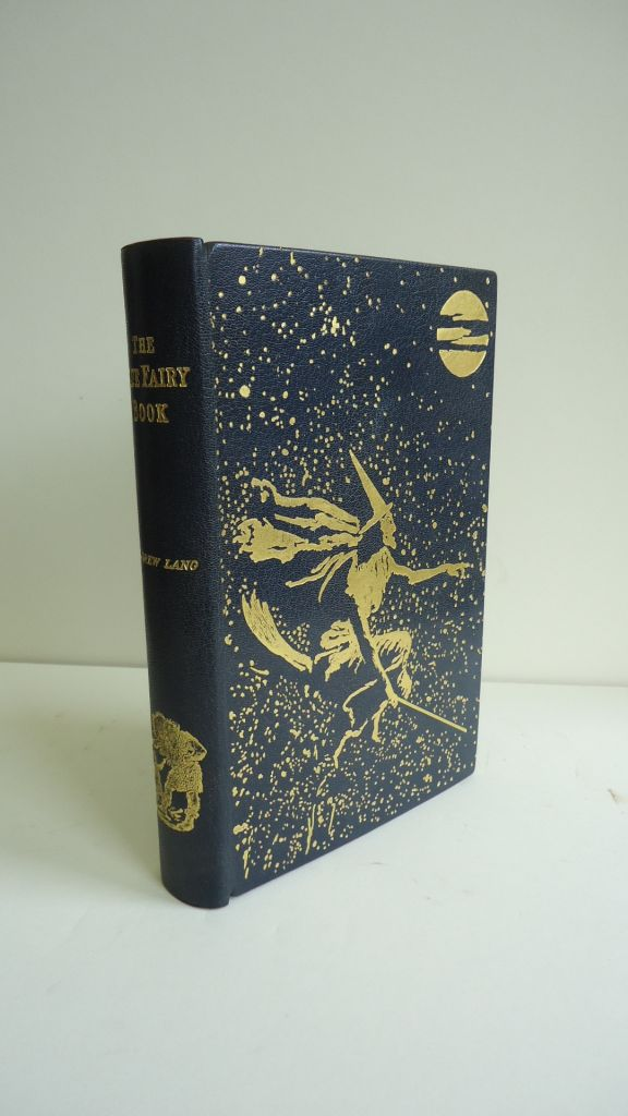 (CHILDRENS-LITERATURE)-Lang-Andrew-The-Blue-Fairy-Book