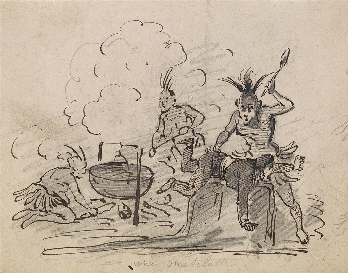 ALFRED-GRÉVIN-(Épineuil-1827-1892-Saint-Mandé)-Une-Mal-Class