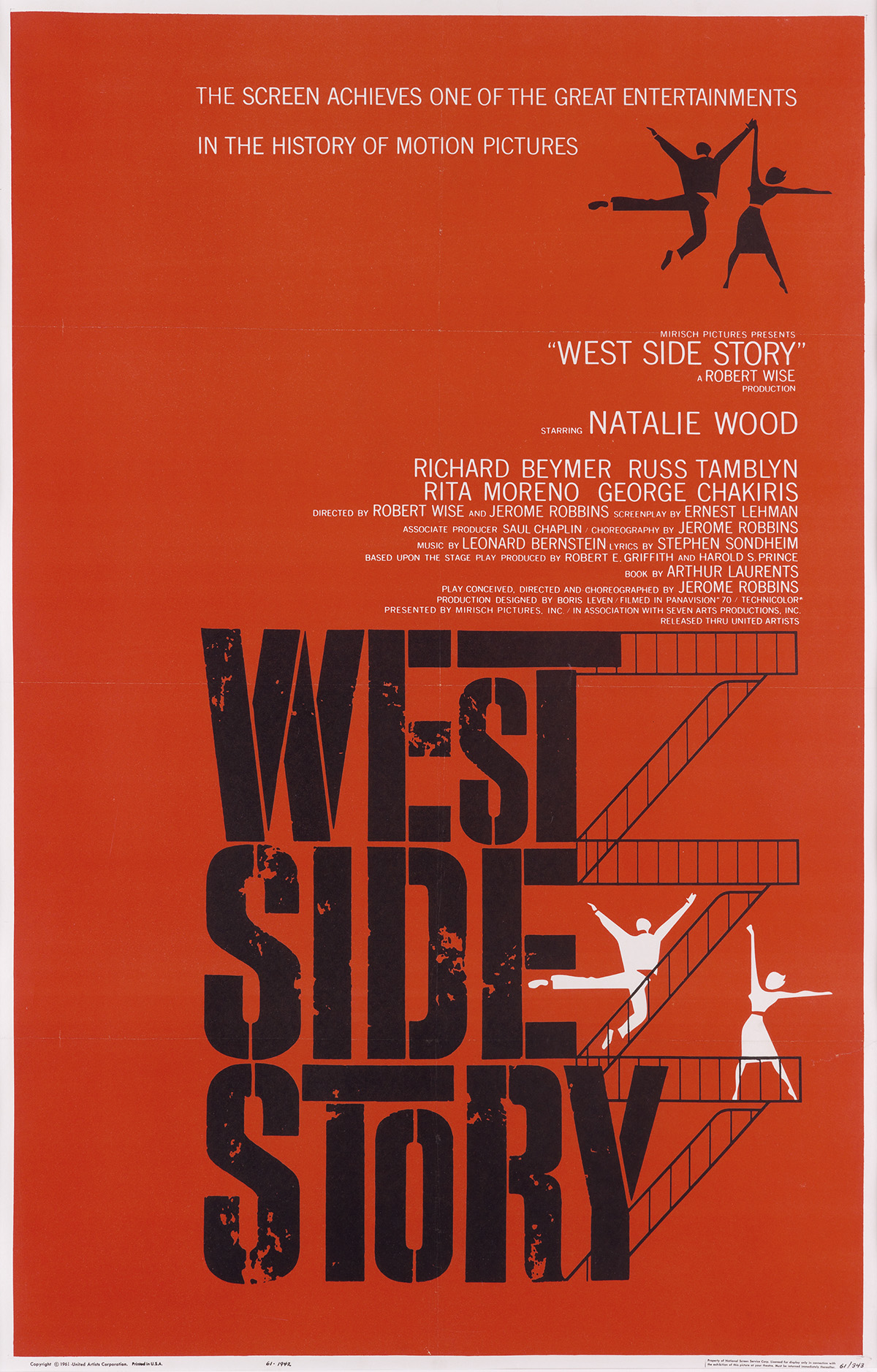 JOSEPH-CAROFF-(1921--)-WEST-SIDE-STORY-1961-40x25-inches-102
