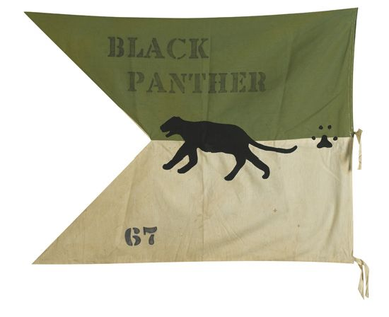 (BLACK PANTHERS.) CARMICHAEL, STOKELY. Black Panther ''67.