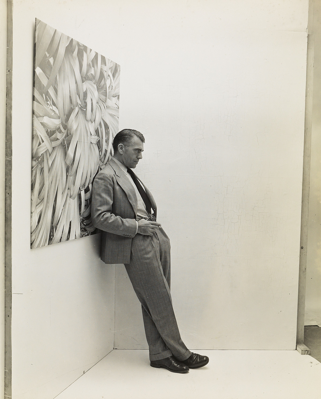 IRVING PENN (1917-2009) Portrait of Horst P. Horst.