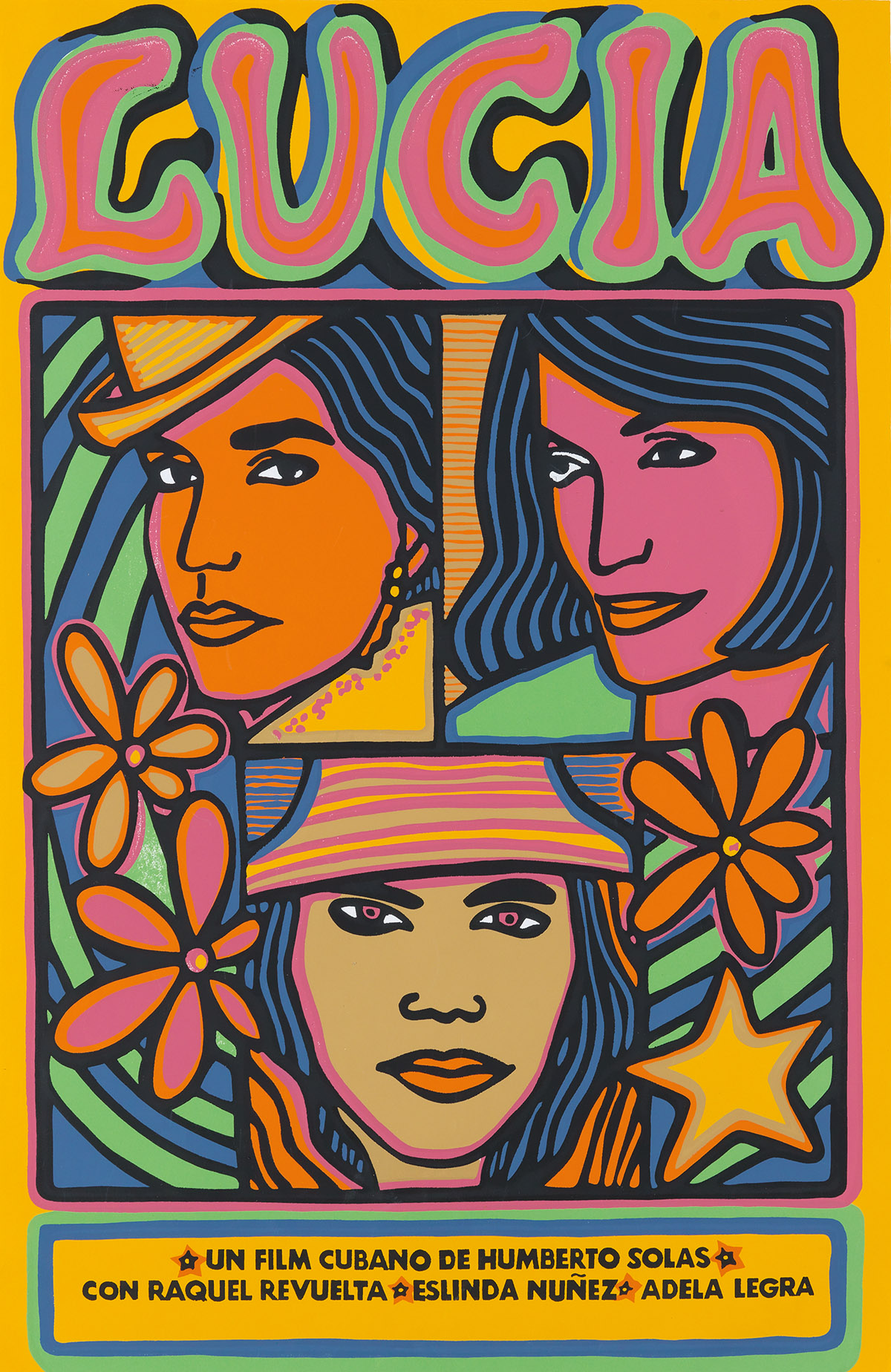 VARIOUS-ARTISTS-[CUBAN-GRAPHICS]-Group-of-7-posters-1983-200