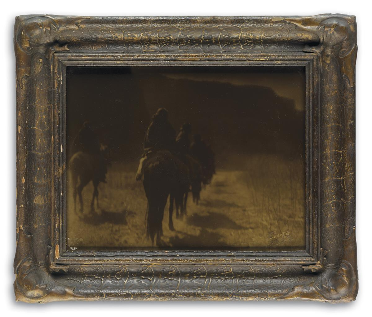EDWARD-S-CURTIS-(1868-1952)-The-Vanishing-Race