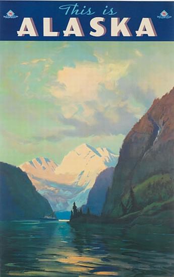 SYDNEY-LAURENCE-(1865-1940)-THIS-IS-ALASKA-Circa-1935-35x21-