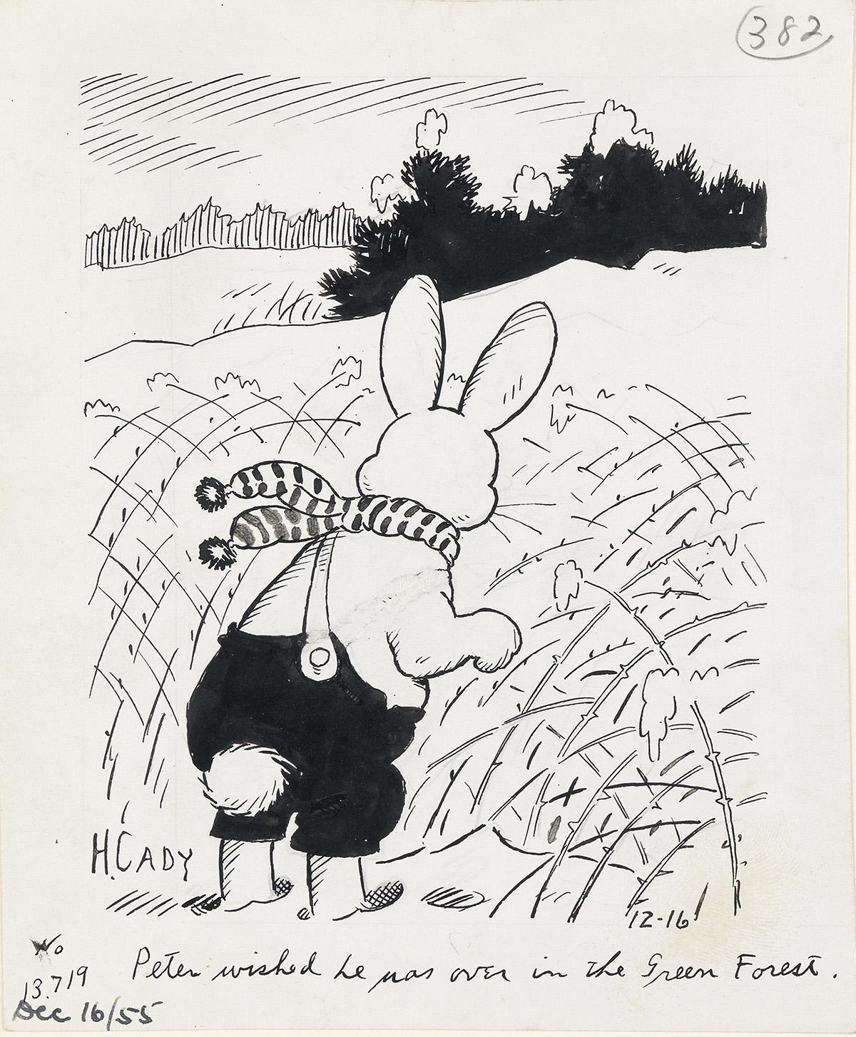 HARRISON-CADY-Burgess-Bedtime-Stories