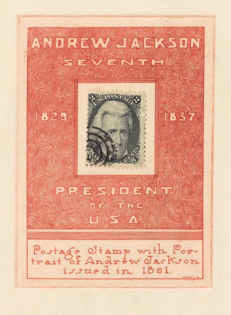WALL-BERNHARDT-Following-Andrew-Jackson-1767-1845