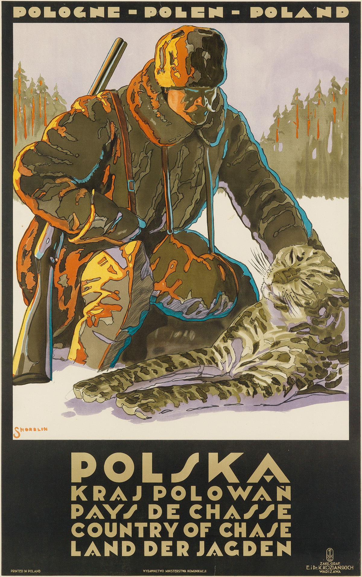 STEFAN-NORBLIN-(1892-1952)-POLSKA-Circa-1925-39x25-inches-99