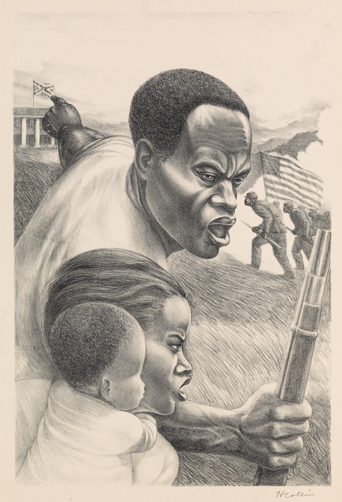 H-COLLINS-The-Fight-for-Freedom-Negroes-in-the-Civil-War