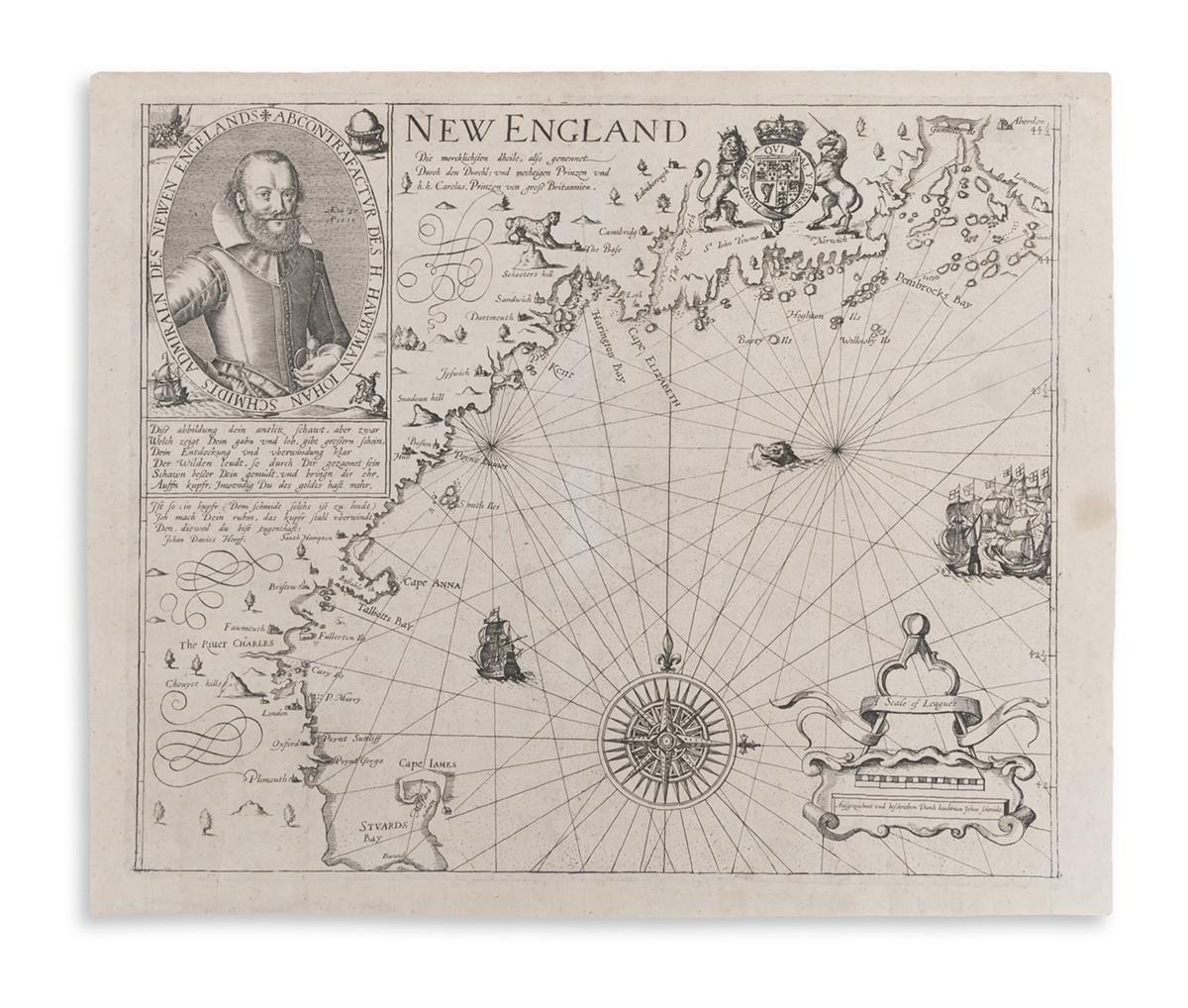 SMITH-JOHN-Captain;-after-New-England-Die-Mercklichsten-Dhei