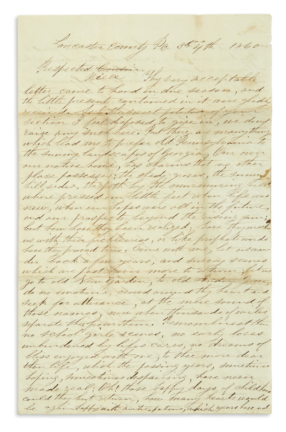 (SLAVERY-AND-ABOLITION)-Way-William-M-A-Quaker-abolitionist-