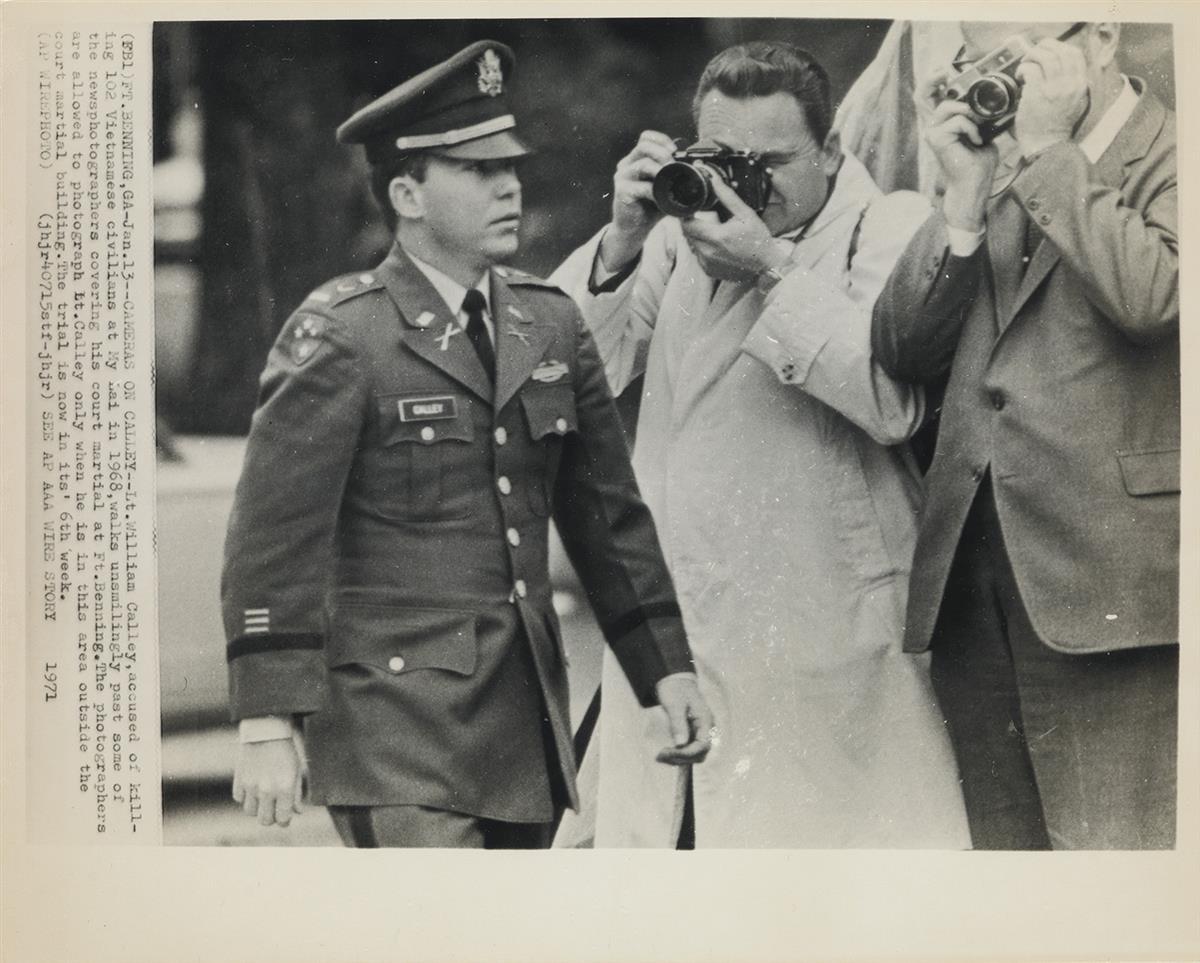 (VIETNAM-WAR--MY-LAI-MASSACRE)-Approx-100-photographs-relati