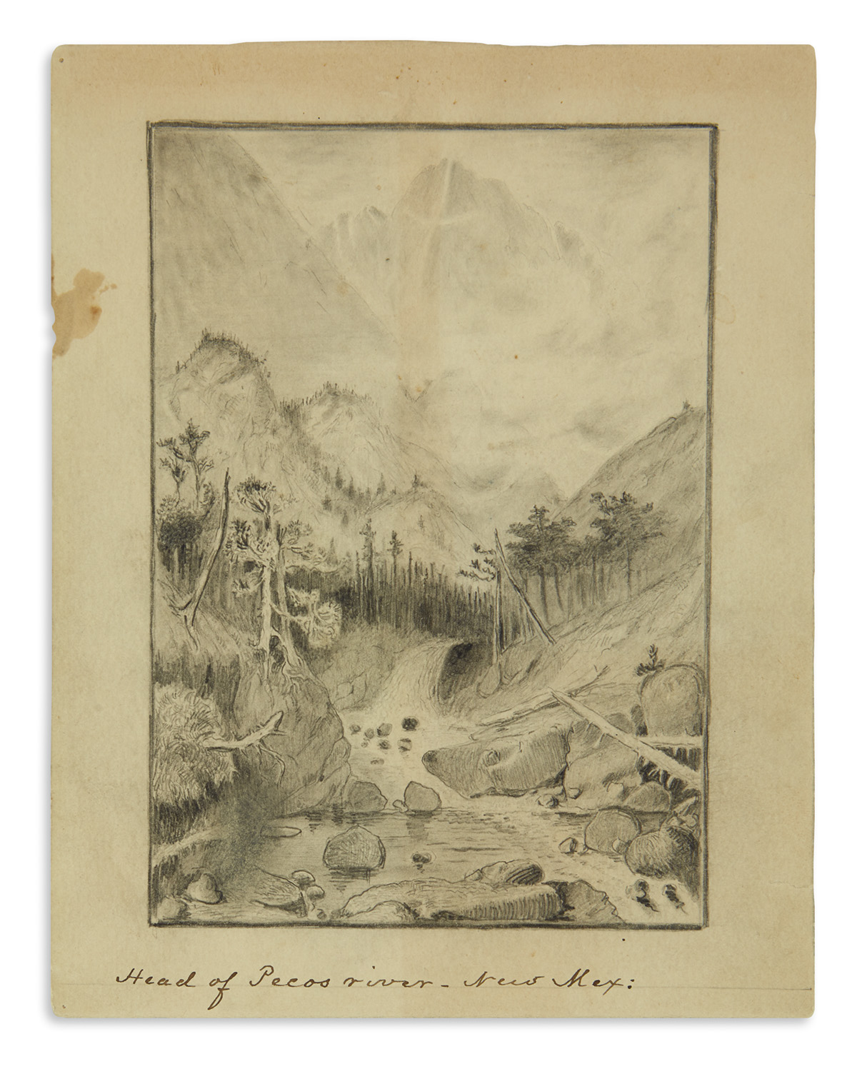 (WEST)-Porter-William-Sydney-aka-O-Henry-Drawings-made-to-il