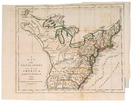 (AMERICAN REVOLUTION.) Andrews, John. History of the War with America, France, Spain, and Holland.