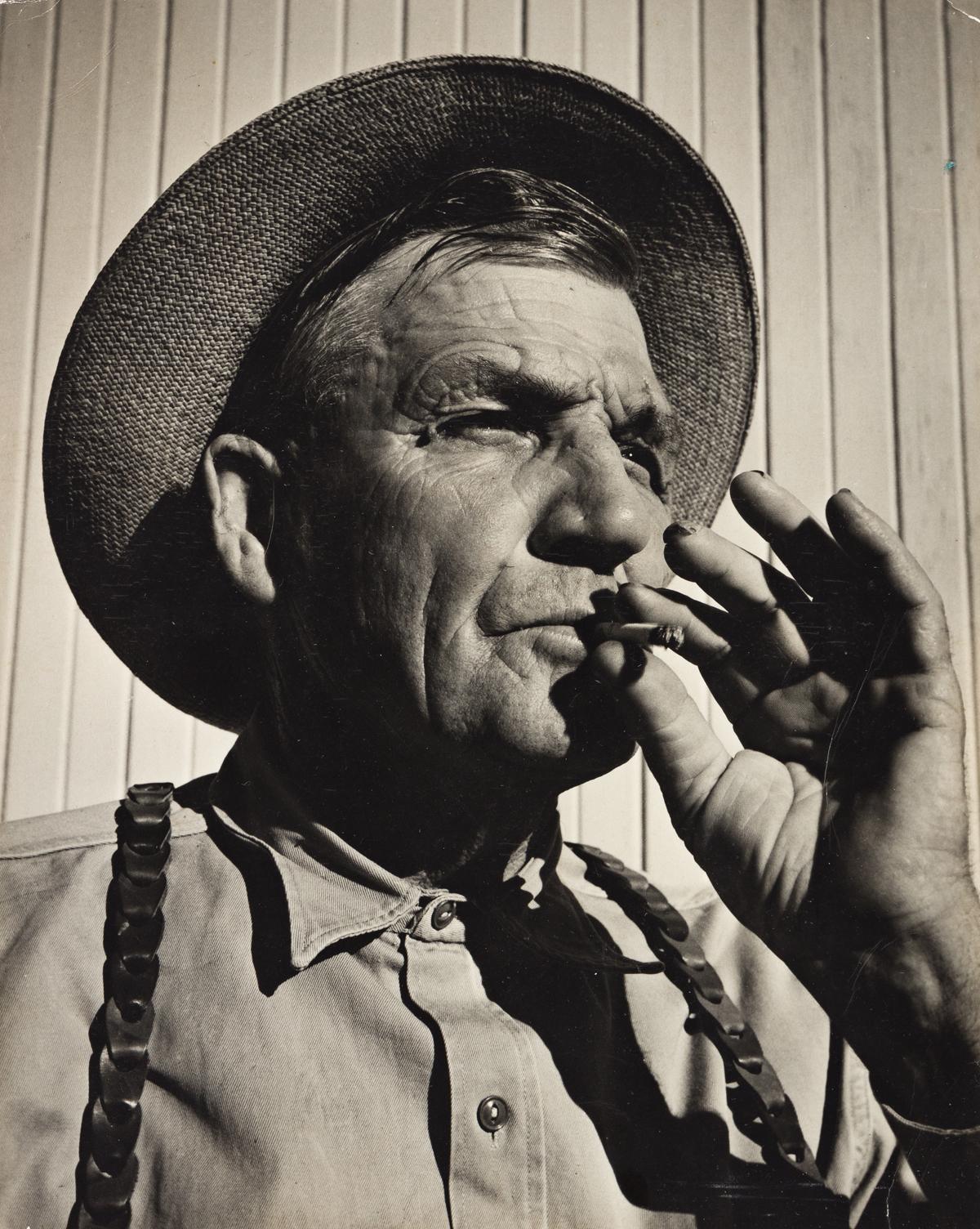 JOHN GUTMANN (1905-1998) Alfalfa Bill.