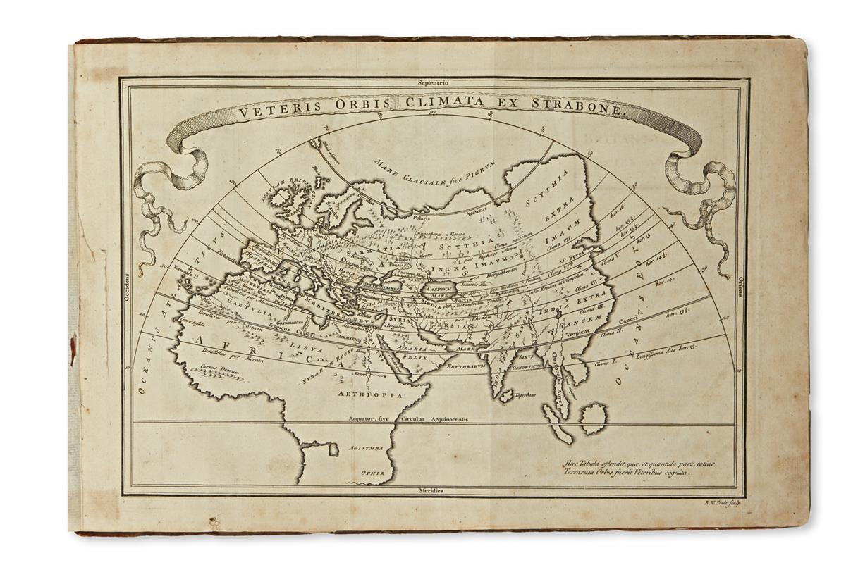 (ANCIENT-GEOGRAPHY)-Cellarius-Christoph-[Notitia-Orbis-Antiq