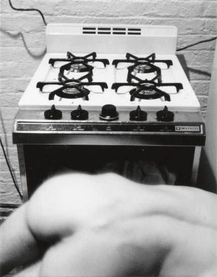 MAPPLETHORPE, ROBERT (1946-1989) Untitled (stove).