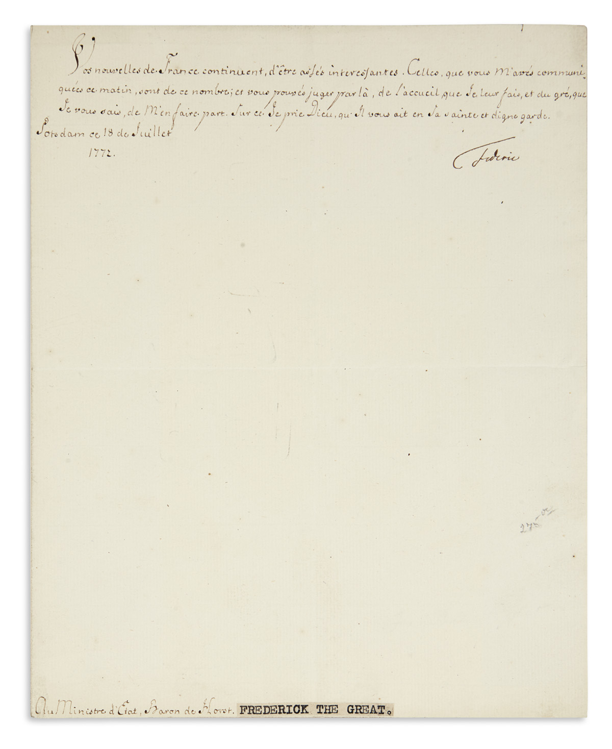 FRIEDRICH-II;-KING-OF-PRUSSIA-Letter-Signed-Frederic-to-the-