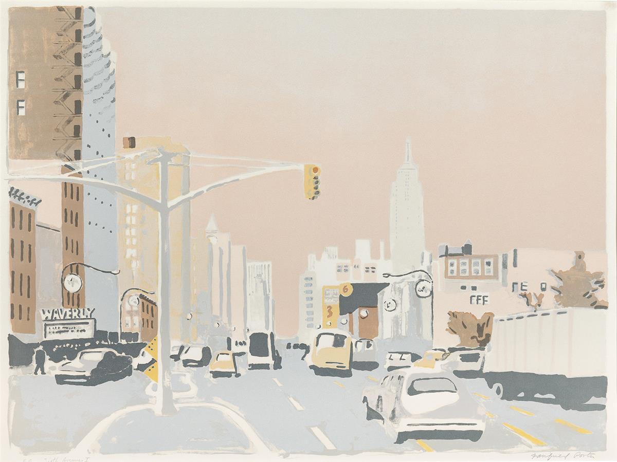 FAIRFIELD-PORTER-Sixth-Avenue-I
