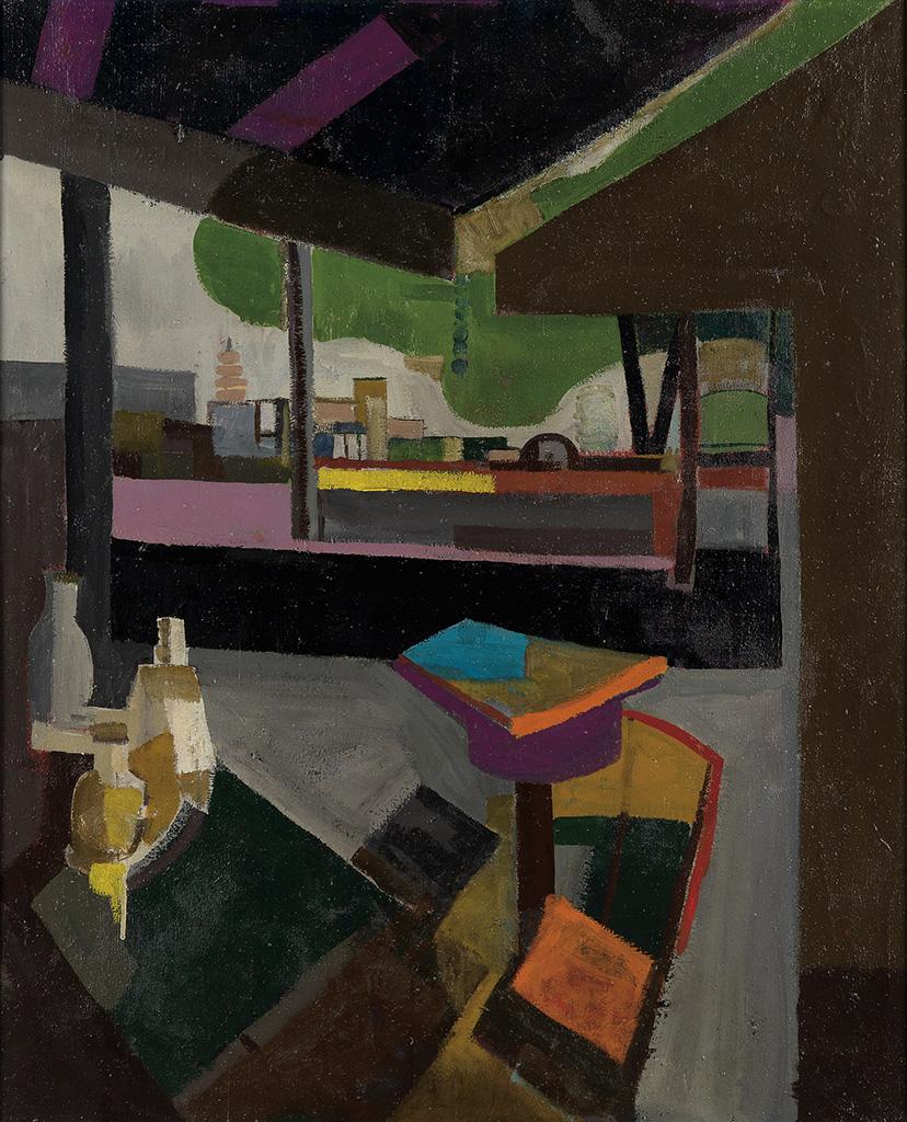 RONALD JOSEPH (1910 - 1992) Paris Vista (#6).