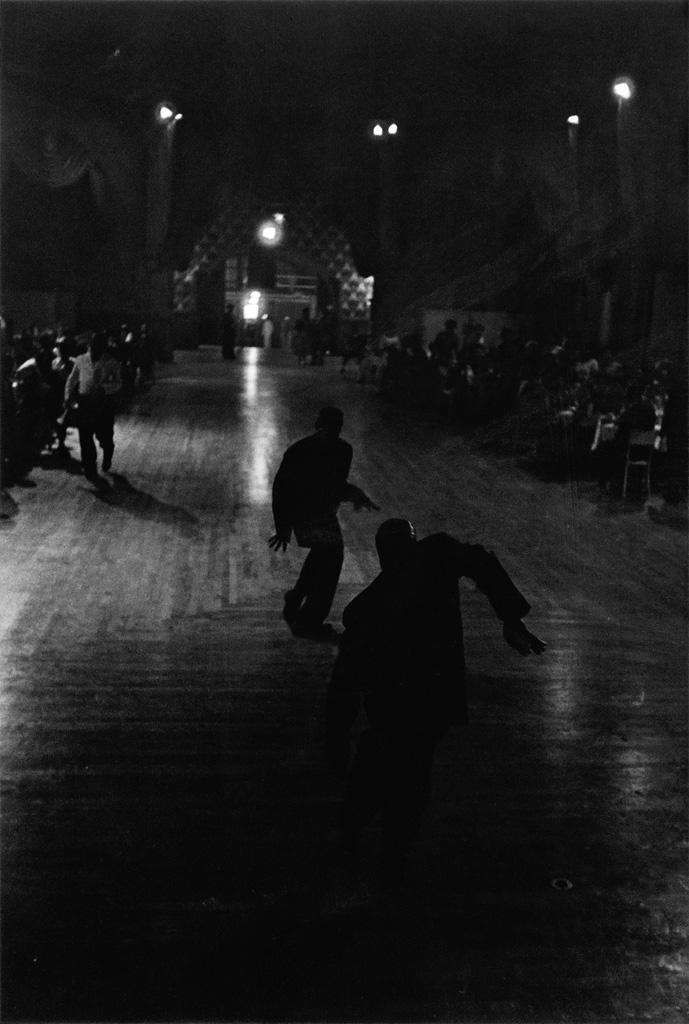 ROY DECARAVA (1919-2009) Dancers.